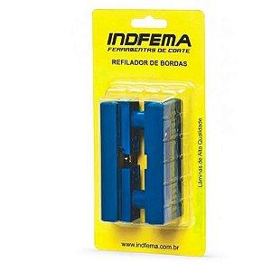 Refilador de Bordas 13 a 25mm Indfema