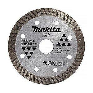 Disco Diamantado Turbo para Serra Mármore 105mm Makita B-45113