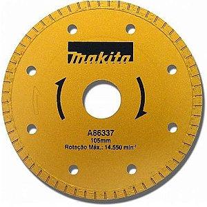 Rebolo Diamantado para Refratários 105mm Makita A86337