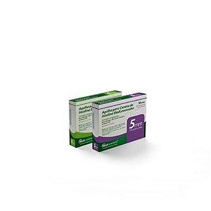 Agulha 5mm para Caneta de Insulina Medlevensohn Caixa