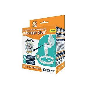 Micronebulizador Micropar Soniclear Adulto Nebulizador Uppy
