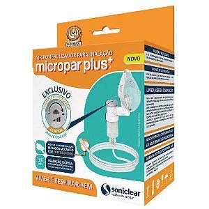 Micronebulizador Micropar Soniclear Infantil Uppy