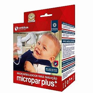 Micronebulizador Micropar Soniclear Infantil