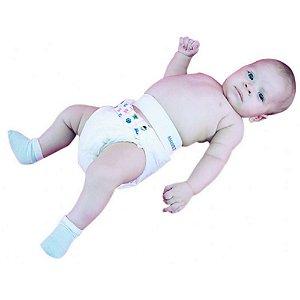 Cinta para Hernia Umbilical Infantil Salvapé Código Ref 241