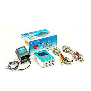 Eletrocardiógrafo Portátil Proteqsen ECG PES12