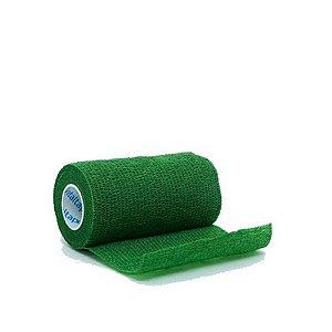 Bandagem Elástica Vitaltape Auto Aderente Coban Verde