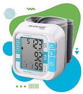 Monitor de Pressão Multilaser Arterial de Pulso HC204