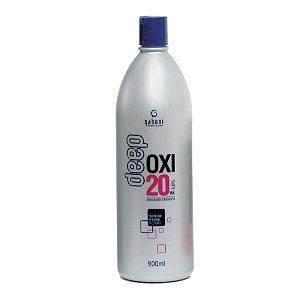 Deep Oxi 20 Volumes 900 ml - Oxidante Cremoso