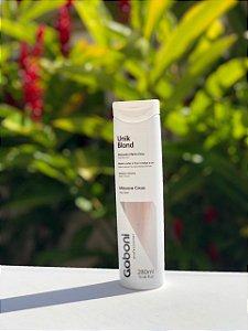 Gaboni Unik Blond Mascara Matizadora Efeito Cinza 280ml