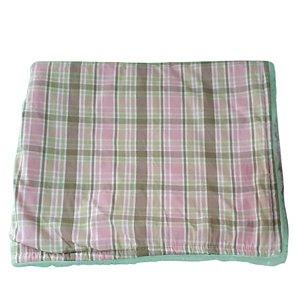 Cobertor para Cachorro Estampa Outback Pink
