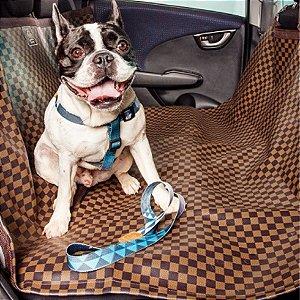 Capa Proteção de Banco de Carro DeLuxe Mr. Puppy