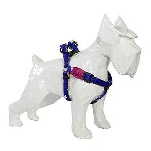 Peitoral para cachorro Stars