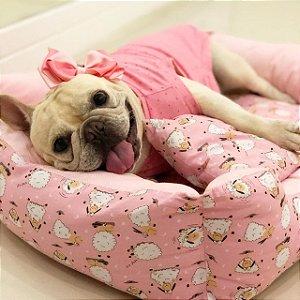 Cama para cachorro Good Dreams Pink