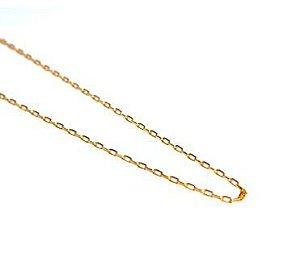 Colar Correntaria PP - Gold