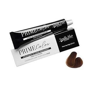 Prime Color 6.7 Louro escuro Marrom - Coloração Profissional 60g