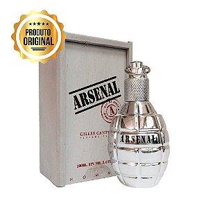 Gilles Cantuel Arsenal Homme Platinum Perfume 100ml