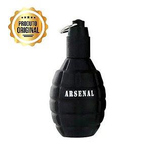 Gilles Cantuel Arsenal Homme Black Perfume 100ml