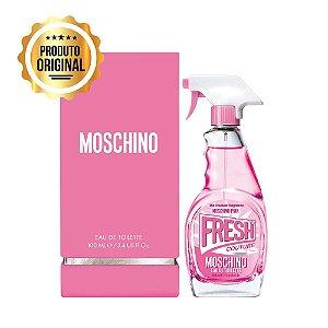 Moschino Pink Fresh Couture Perfume 100ml