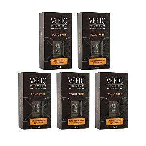 Vefic Premium Toxic Free Queratina Kit (5und)