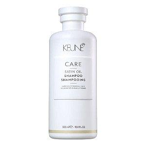 Keune Satin Oil Shampoo 300ml