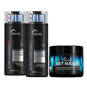 Truss Ultra Hydration Plus Sh + Cd + Net Mask 550g