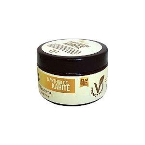 Máscara Capilar Manteiga de Karité Vegano Baume 300g