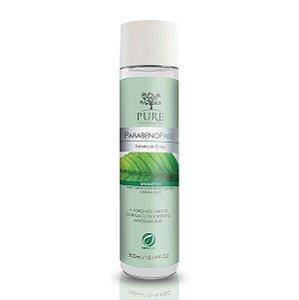Shampoo Pure Parabeno Free Extrato Ervas 300ml Cab Mistos