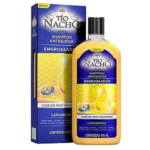 Shampoo Tio Nacho Engrossador Antiqueda 415ml