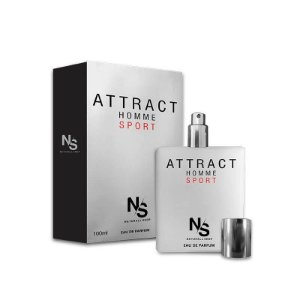 Perfume Attract Homme Sport Masculino EAU de Parfum 100mL NS Naturall Shop