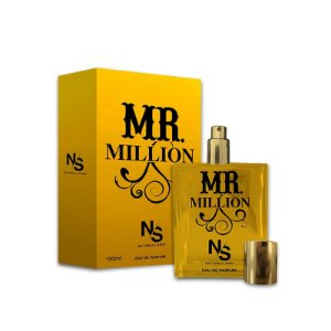 Perfume MR Million Masculino EAU de Parfum 100mL NS Naturall Shop