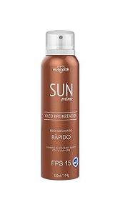Óleo Bronzeador Sun Prime 150ml - My Health