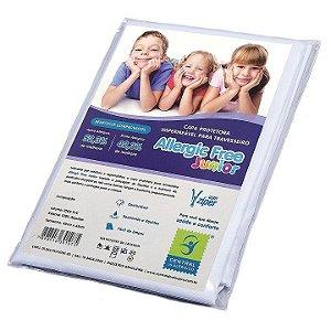 Capa Impermeável para Travesseiro Junior Allergic Free 45 x 65cm