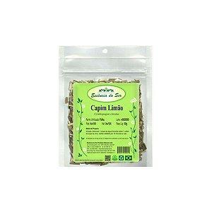 Chá Capim Limão 30g - Essencia do Ser