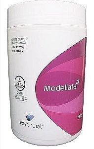 Creme para Massagem Modeladora Modelatta 750g Essencial Cosmeticos