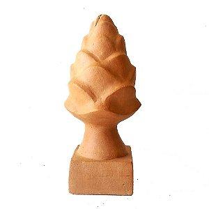 Pinha Alcachofra pequena em cerâmica