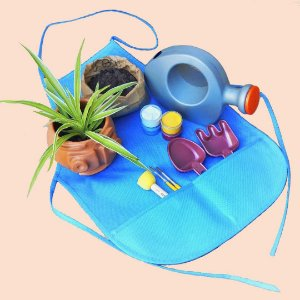 Kit de pintura e jardinagem diversos modelos