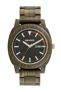 Relógio de Madeira WeWOOD Motus Army