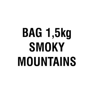 Bag Smoky Mountains - Sal de Parrilla Temperado para Carneiro Granulado Entrefino