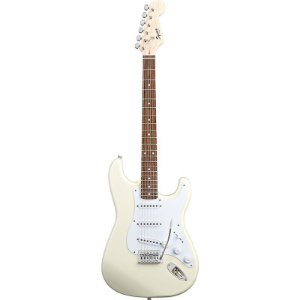 Guitarra Squier Bullet Strato Arctic White