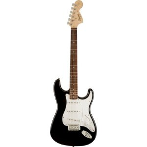 Guitarra Squier Affinity Stratocaster black