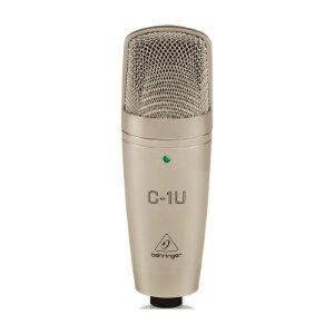 Microfone Behringer C1-U USB