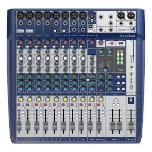 Mesa Soundcraft signature 12