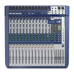 Mesa Soundcraft signature 16