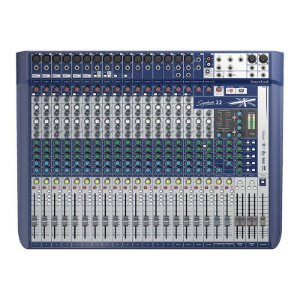 Mesa Soundcraft signature 22