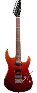 Guitarra Tagima Stella H3 Autumn Fade Metallic Red
