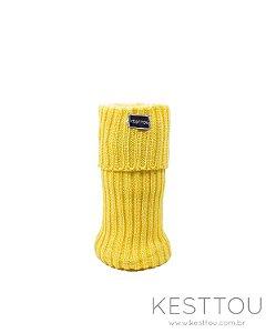Polaina Kesttou PK001 Amarelo