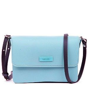 Bolsa Tiracolo Kesttou BK030 Azul Jeans