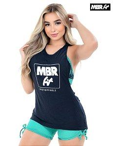 Camiseta MBR preta