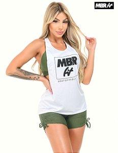 Camiseta MBR Branca