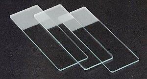Lâmina lapidada de vidro